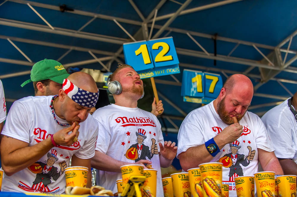 Nathans-Famous-Hot-Dog-Eating-Contest-10