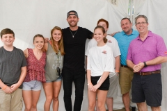 Brett Young meet and greet