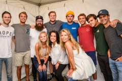 Judah and the Lion meet and greet