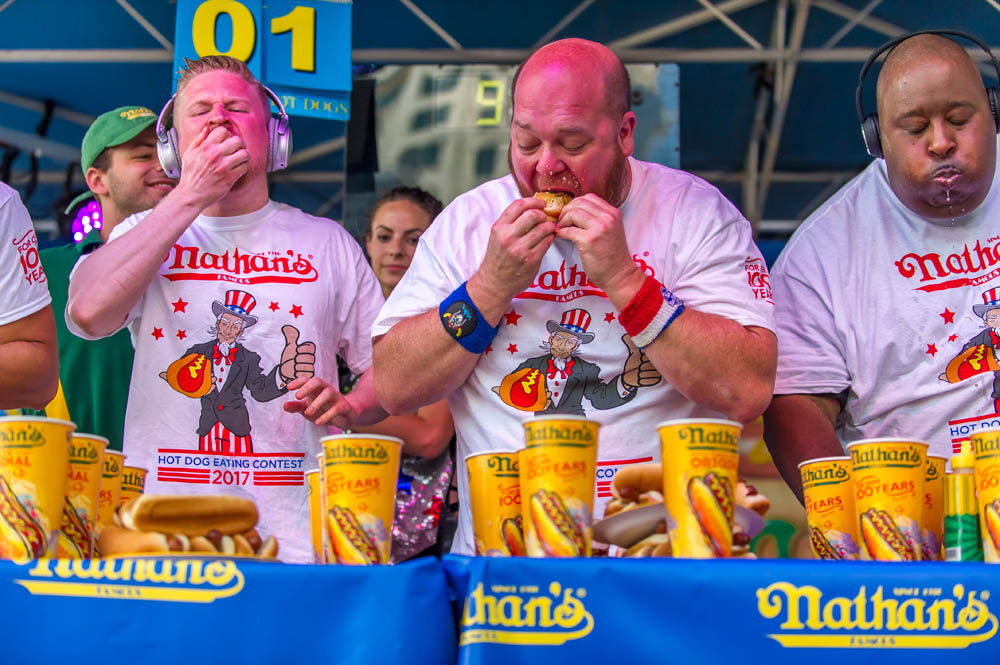 Image result for eating contest